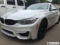 2016 BMW M4 Base Convertible 2-Door