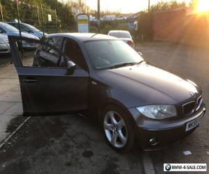 BMW 120D SPORT 2005 55 REG  for Sale