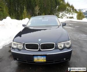 2003 BMW 7-Series 745Li Long wheel base for Sale