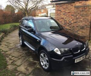 BMW X3 3.0 i Sport 5dr for Sale