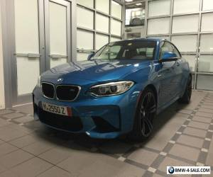 2017 BMW 2-Series M2 Coupe 6 Speed Manual + Executive Package + ACP for Sale