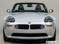 2001 BMW Z8 Removable Hard Top