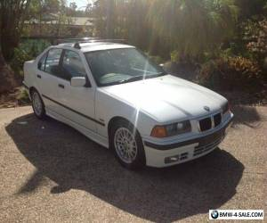 BMW E36 318IS Manual Sedan for Sale