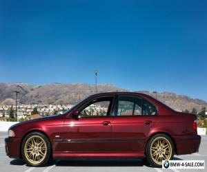 2000 BMW M5 Base Sedan 4-Door for Sale