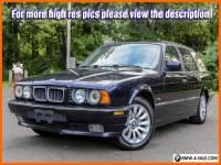 1995 BMW 5-Series i