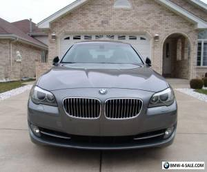 2012 BMW 5-Series 535i xDrive AWD for Sale