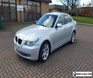 BMW 5 SERIES 520D (E61) SE LCI MODEL 57 REG, 12 MOT, FSH (FACE LIFT) for Sale