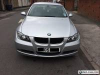 BMW E90 2005 320d, Silver, FSH, Heated leather seats, Keyless Entry