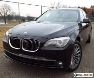 2012 BMW 7-Series 740 LI LWB for Sale