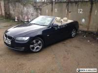 BMW 3 Series 325i  Convertible (2007) Petrol  (CAT D)