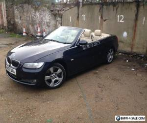 BMW 3 Series 325i  Convertible (2007) Petrol  (CAT D) for Sale