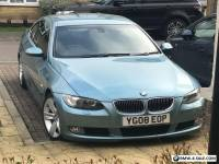 BMW 3 Series Coupe, 3.30i