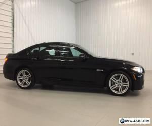2014 BMW 5-Series M-SPORT 535I X-DRIVE BLK/BLK/FULL BMW WARRANTY for Sale