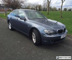 BMW 7 Series 3.0 730d SE 4dr   for Sale