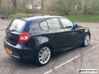 BMW 1 SERIES 118d M SPORT BLACK