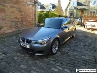BMW M5 SPACE GREY LCI FACE-LIFT FULL BMW MAIN DEALER HISTORY 53K MILES