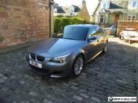 BMW M5 SPACE GREY LCI FACE-LIFT FULL BMW MAIN DEALER HISTORY 53K MILES