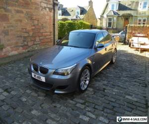 BMW M5 SPACE GREY LCI FACE-LIFT FULL BMW MAIN DEALER HISTORY 53K MILES for Sale
