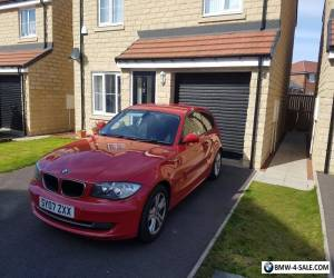 BMW 118D SE for Sale