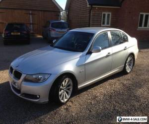 BMW 3 Series saloon 318d Business Edition - half leather seats, well maintained for Sale