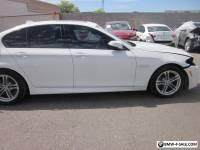 2015 BMW 5-Series m style