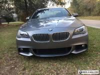 2013 BMW 5-Series M-Sport