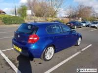 BMW 2.0 118D M Sport