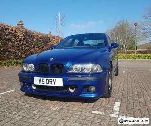 bmw e39 m5 not standard read listing for Sale
