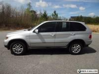 2006 BMW X5 3.0i Sport Utility 4-Door