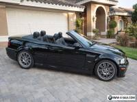 2004 BMW M3 Base Convertible
