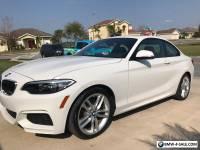 2016 BMW 2-Series M Sport