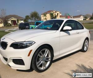 2016 BMW 2-Series M Sport for Sale