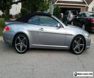 2004 BMW 6-Series 645ci BMW Convertible for Sale