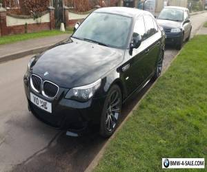 BMW M5 E60 V10 FBMWSH 69k New Clutch Bought Straight From BMW Dealership 506BHP for Sale
