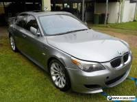 2006 BMW E60 M5, S85 V10 and SMG included.