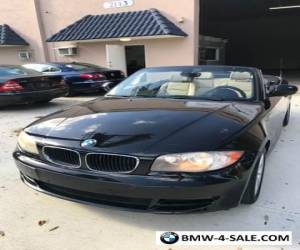 2011 BMW 1-Series 128i 2dr Convertible for Sale