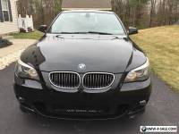 2010 BMW 5-Series M Sport Sedan 4 Door