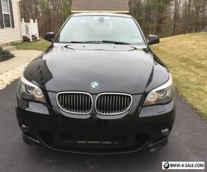 2010 BMW 5-Series M Sport Sedan 4 Door for Sale