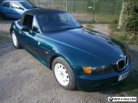 1998 BMW Z3 GREEN