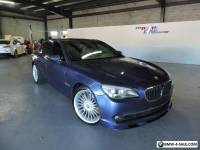 2012 BMW 7-Series Base Sedan 4-Door