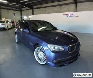 2012 BMW 7-Series Base Sedan 4-Door for Sale