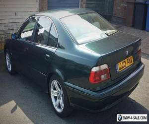 BMW e39 5er 525d 2002 manual IPSWICH  for Sale
