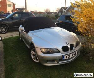 BMW Z3 ROADSTER 1.9L for Sale