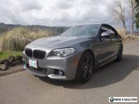 2015 BMW 5-Series 550i 4dr Sedan