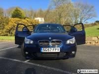 BMW 530I 3.0 2007 M SPORT AUTO