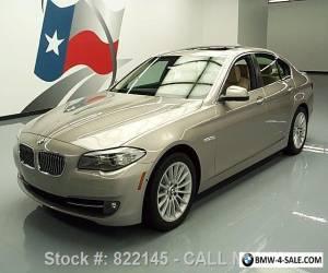 2013 BMW 5-Series 535I PREMIUM TECH SUNROOF NAV REAR CAM for Sale