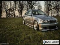 bmw e46 330ci msport individual airlift speedlines