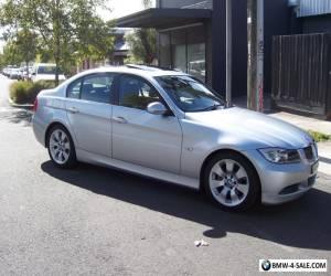 2006 BMW 325I AUTO ALL EXTRAS SUNROOF/SATNAV REG 1/2017 FULL BMW SERVICE BOOKS  for Sale