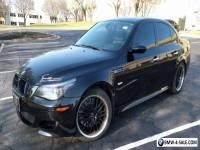 2008 BMW M5 Base Sedan 4-Door