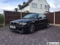 2004 - 54 BMW 320cd M Sport PX or Swap